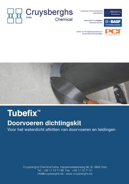 Tubefix brochure